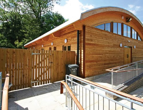 Bedale Scout Hut Gets a Sustainable Future