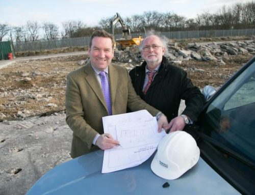 Work starts on Shildon business park improvement