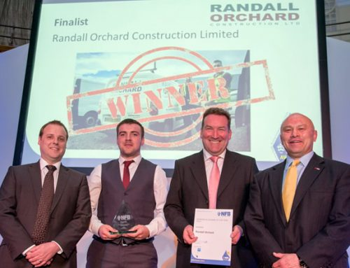 Randall Orchard win 2 national awards