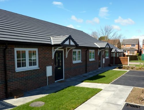 New Sustainable Homes Completed in Darlington